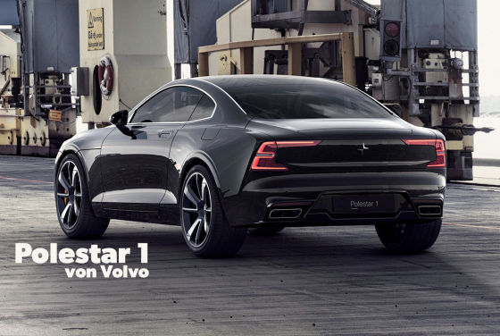 Polestar 1 plug in hybrid studie technische daten for Star motor cars volvo