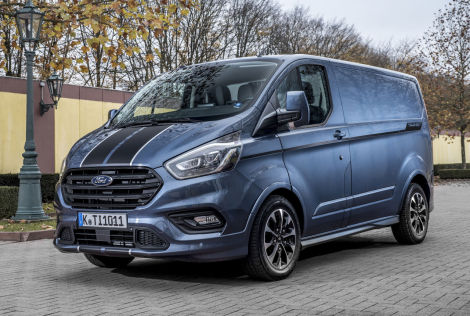 ford transit custom facelift 2017 motor technische daten. Black Bedroom Furniture Sets. Home Design Ideas