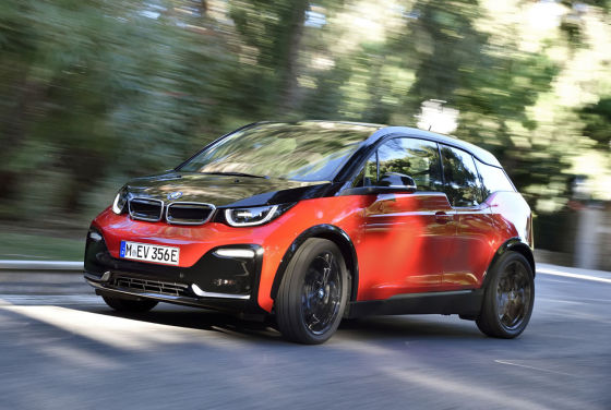 bmw i3s 2017 im test technische daten fahrbericht bmw i3 i01. Black Bedroom Furniture Sets. Home Design Ideas