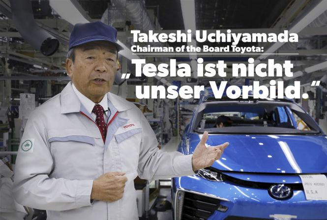 Toyota hat die Skepsis gegenüber rein batterieelektrischen Antrieben nicht aufgegeben. Gebaut werden sie trotzdem, weil die Politik in wichtigen Märkten sie verlangt