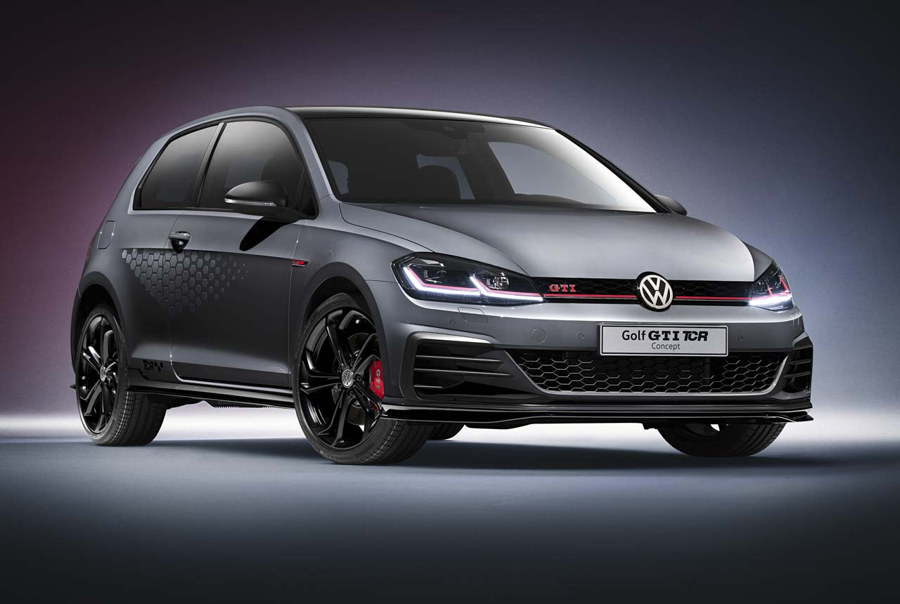 vw golf gti tcr concept bilder daten motor vw golf 7. Black Bedroom Furniture Sets. Home Design Ideas
