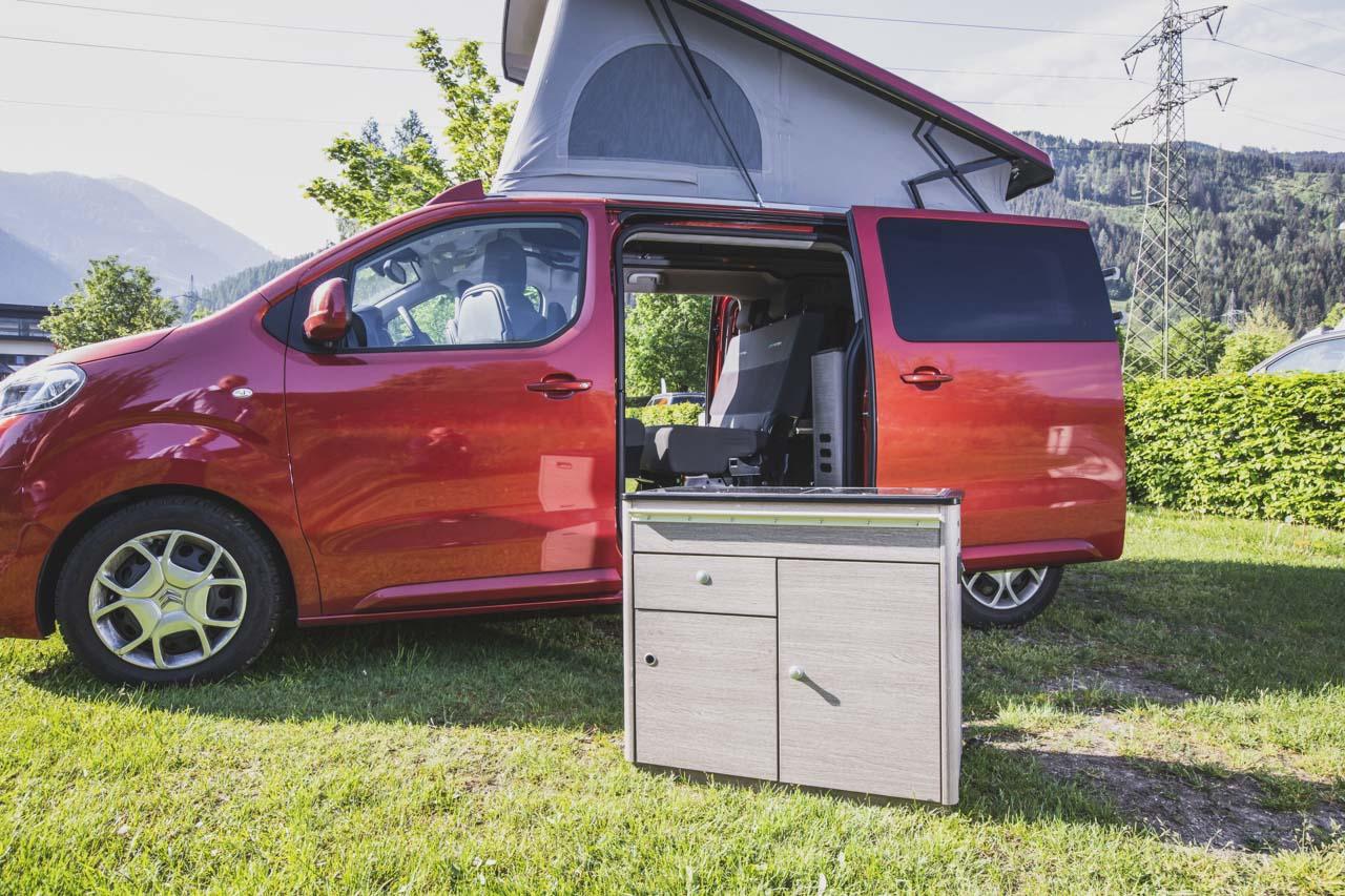 Pössl Campster Campingbus: Erster Test, Fahrbericht, Preise