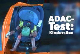 Drei Sitzenbleiber im Kindersitz-Test
