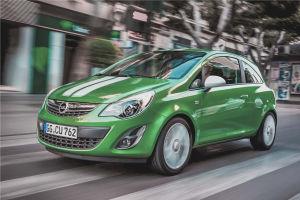 Gebaut wurde der Opel Corsa D von 2006 bis 2014
