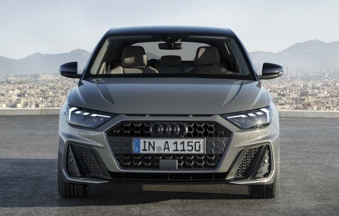 Erstmals bietet Audi Voll-LED-Scheinwerfer im Audi A1 an