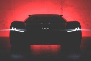 Ein Elektro-Audi für Pebble Beach