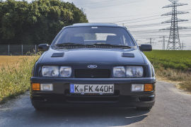 Spoiler-Alarm im Cosworth-Coupé
