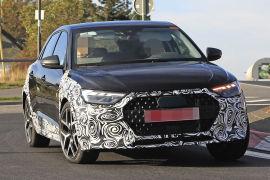 Der Audi A1 wird der erste Allroad ohne Quattro