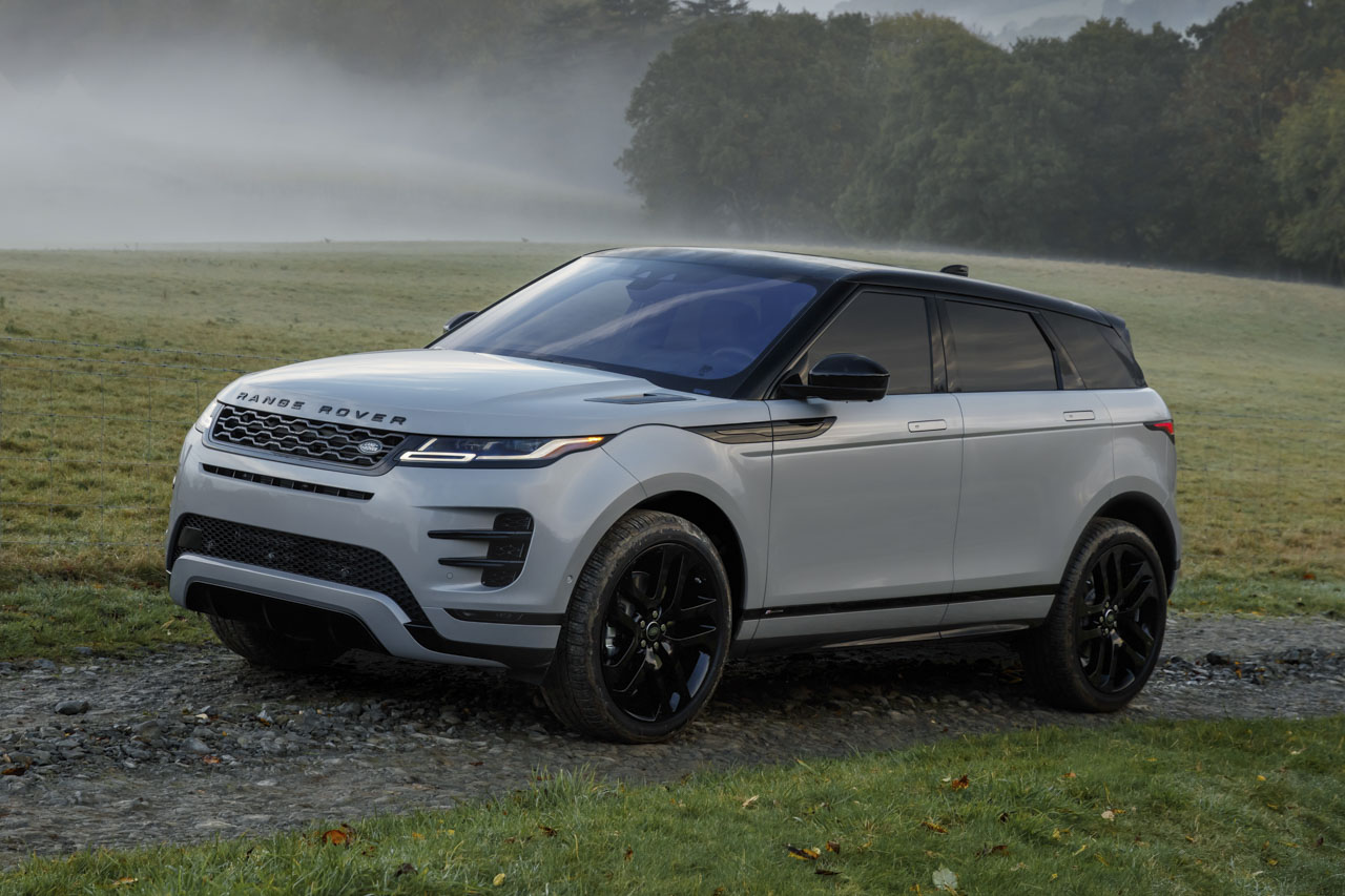 range rover evoque 2 2019 bilder motoren preis land. Black Bedroom Furniture Sets. Home Design Ideas