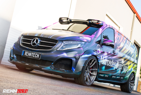 W447 Optisches Tuning : Mercedes V-Klasse & Vito 447