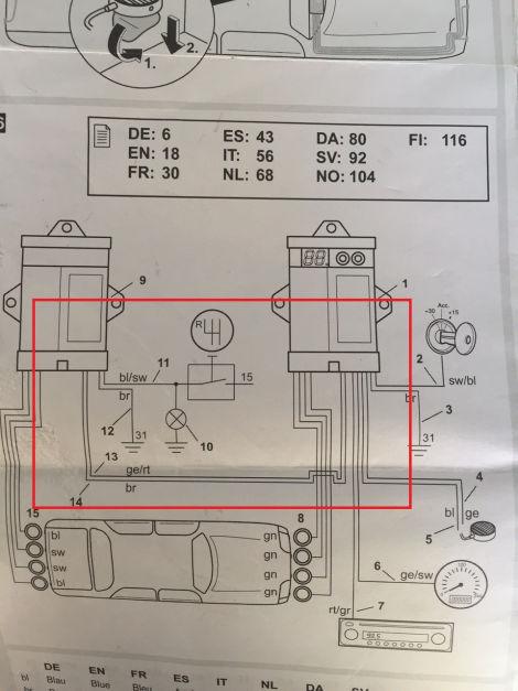 Hintere PDC abschalten lassen während Anhängerbetrieb : Fahrzeugtechnik