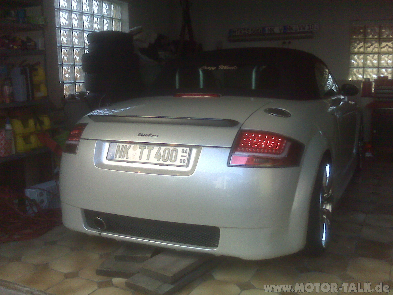 img00940 neue led r ckleuchten bei ebay audi tt 8n. Black Bedroom Furniture Sets. Home Design Ideas