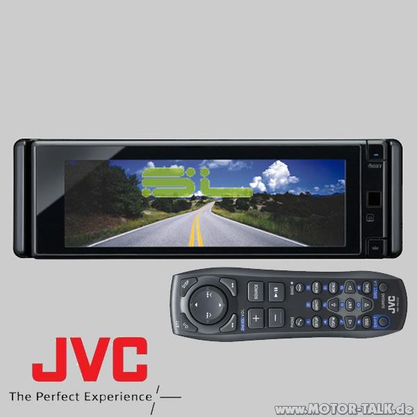 Jvc Kd Avx55 Multifunktionslenkrad Audi A3 8p Amp 8pa