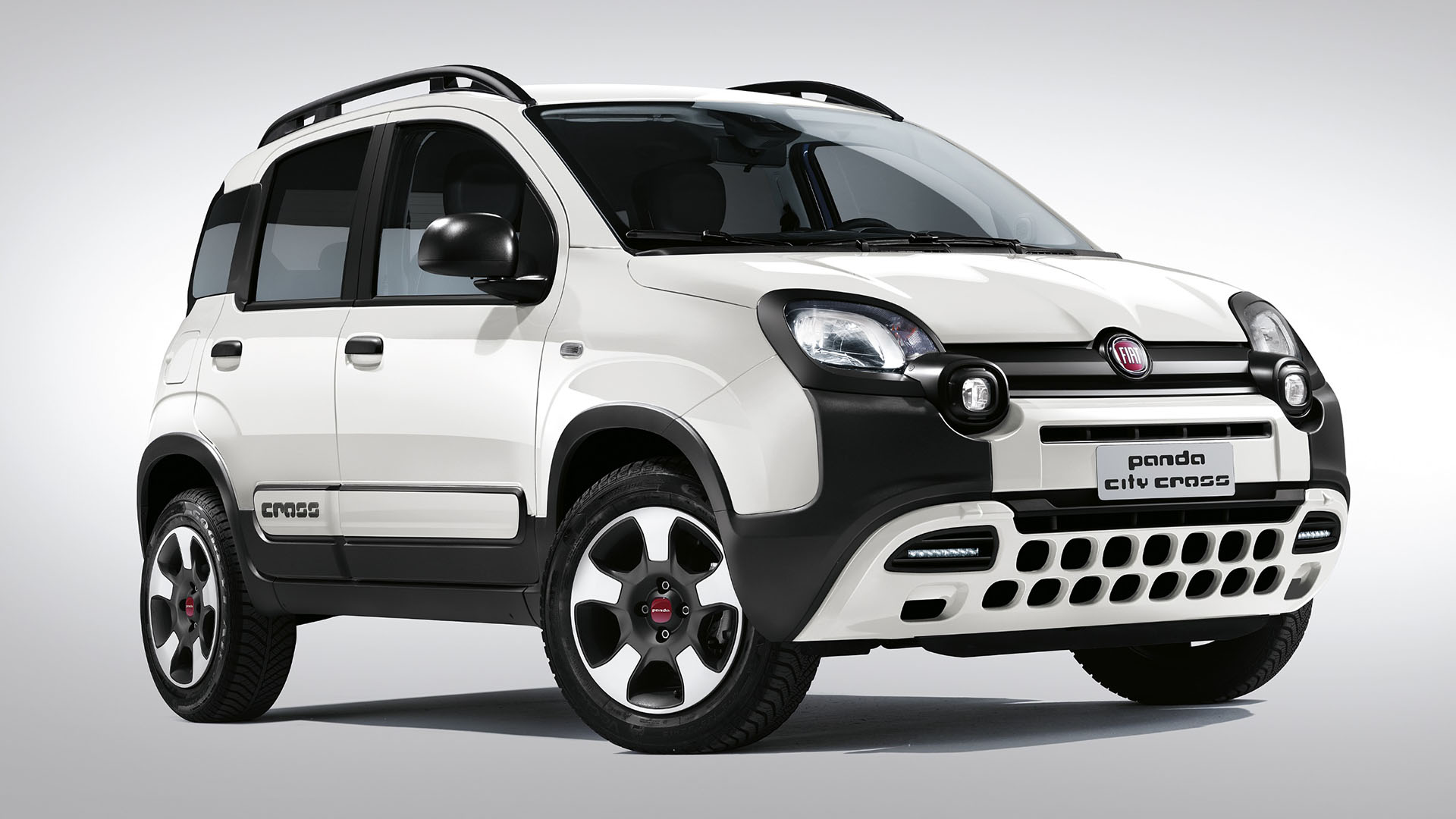 neuer fiat panda city cross neues basismodell. Black Bedroom Furniture Sets. Home Design Ideas