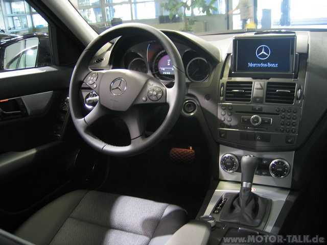 W204 interieur mercedes c klasse w204 for Interieur mercedes c klasse