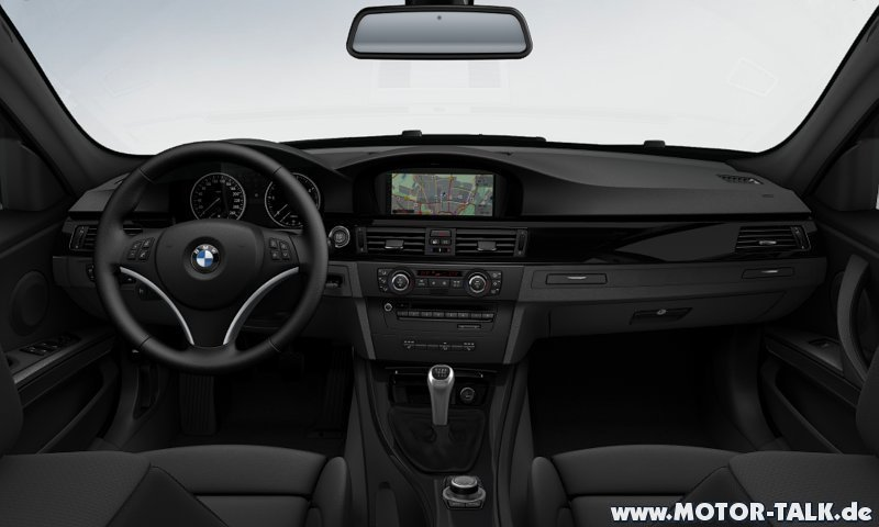 Klavierlack farbkombination interieur was sieht gut for Interieur cuir bmw e90
