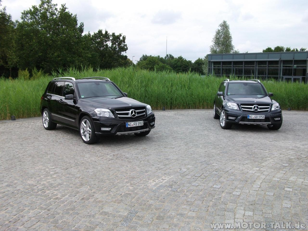 wie zwillinge mein neuer glk 350 cdi 4matic mit amg paket mercedes glk 203465848. Black Bedroom Furniture Sets. Home Design Ideas