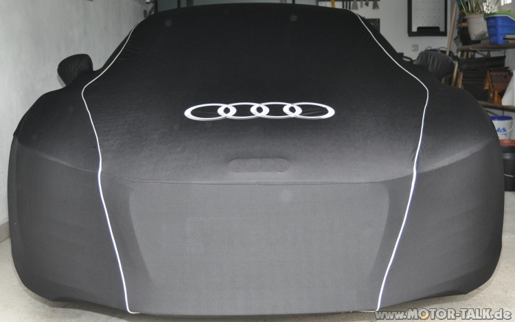 R8 049 Low R8 Carcover Audi R8 203610511
