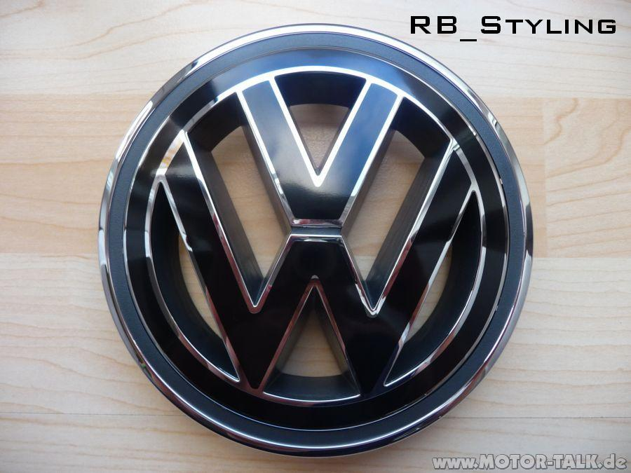rb styling rb styling golf 5 gt r32 vw zeichen emblem. Black Bedroom Furniture Sets. Home Design Ideas