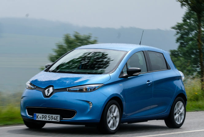 renault zoe r110 2018 erster test mit neuem top motor. Black Bedroom Furniture Sets. Home Design Ideas
