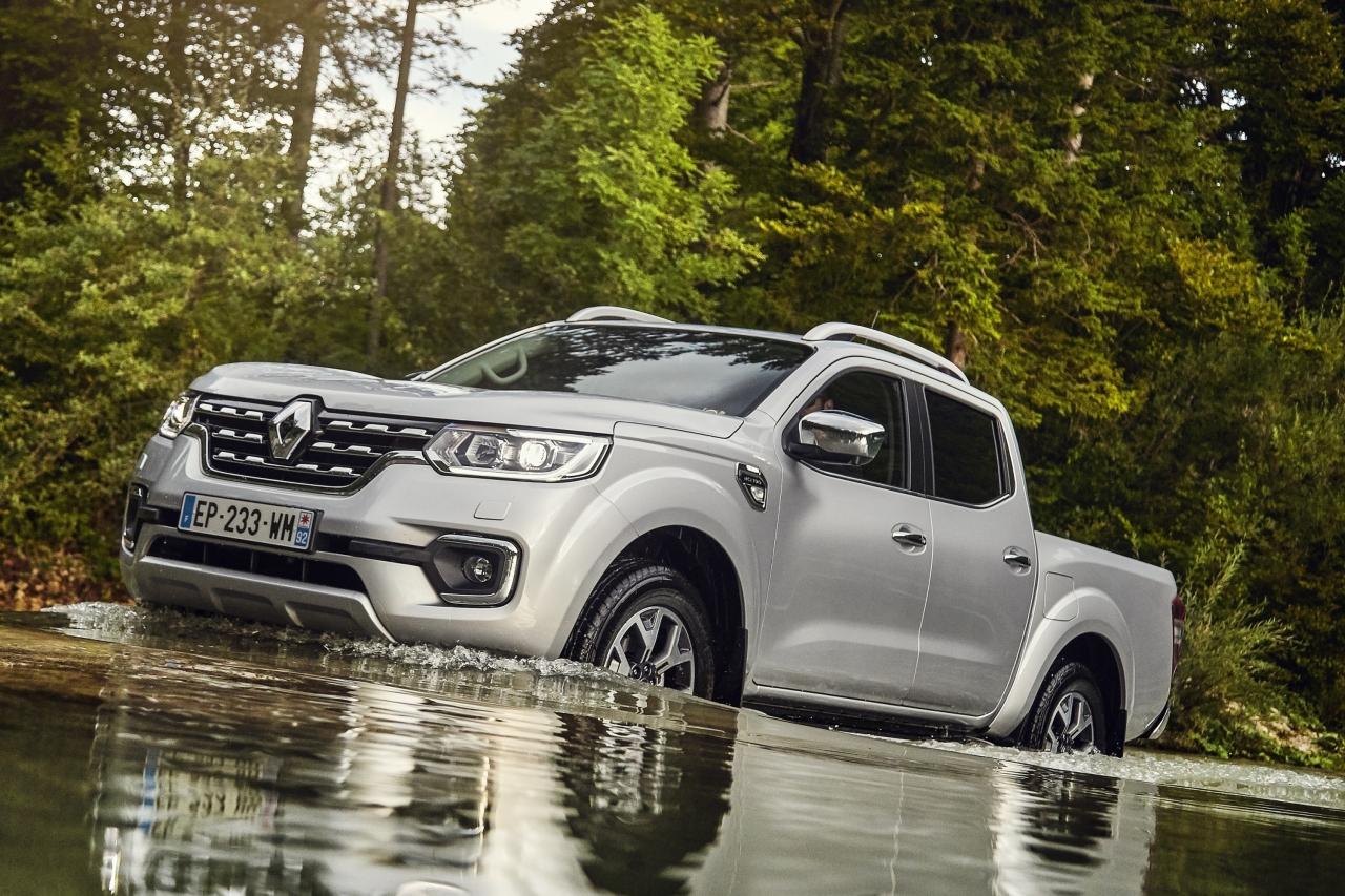 Renault Alaskan Pick Up 2017 Im Test Fahrbericht Zuladung Anhangelast