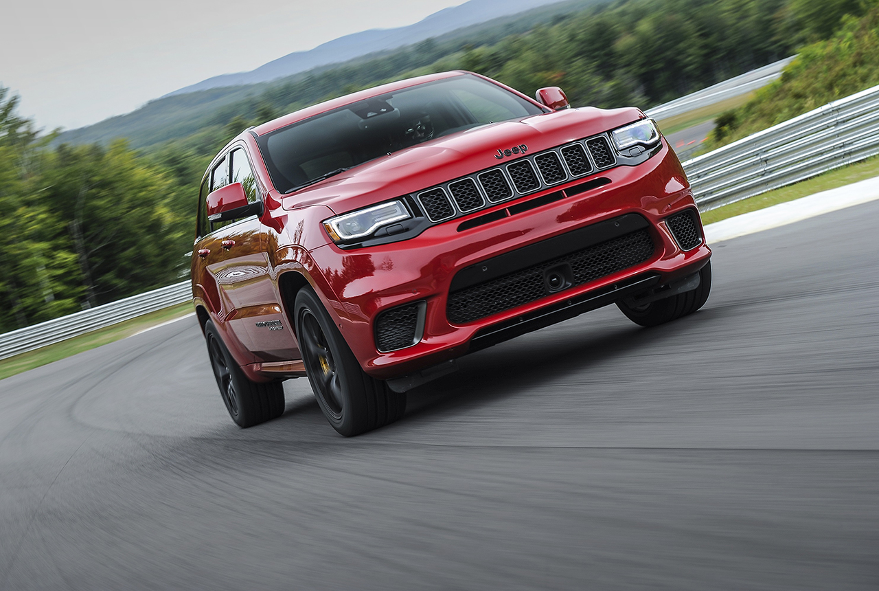 jeep grand cherokee trackhawk preis f r deutschland jeep news. Black Bedroom Furniture Sets. Home Design Ideas