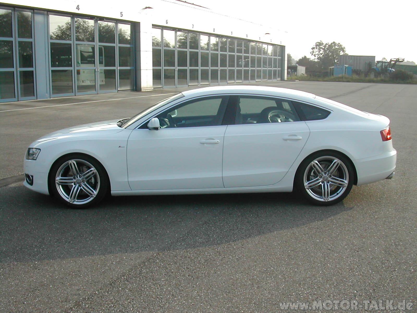 Audi Abholung 013 Suche Bilder Vom A5 Sportback