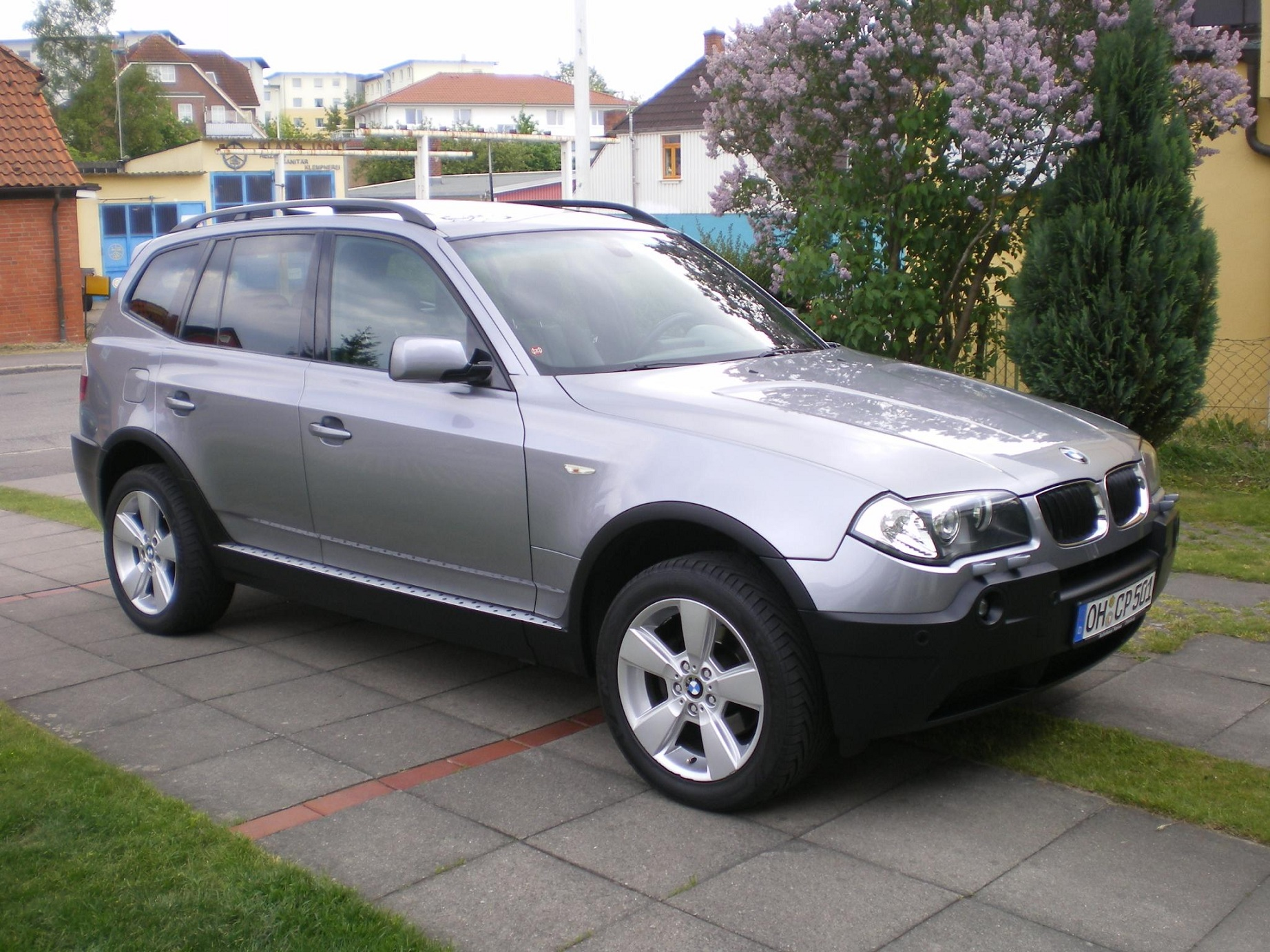 2005 bmw x3 e83 related infomation specifications. Black Bedroom Furniture Sets. Home Design Ideas