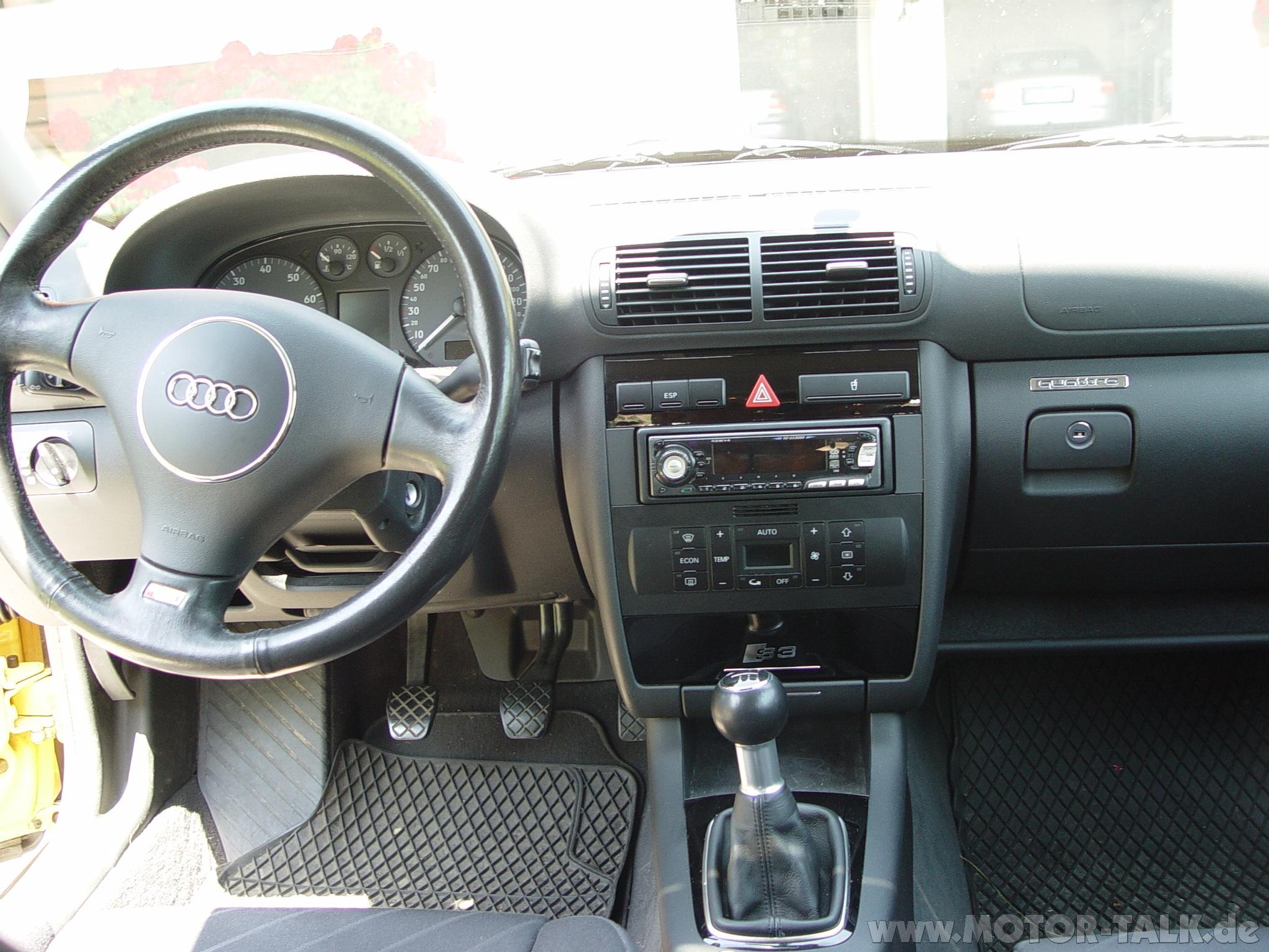 Innen Leere Kn 246 Pfe Beim Esp Button Audi A3 8l