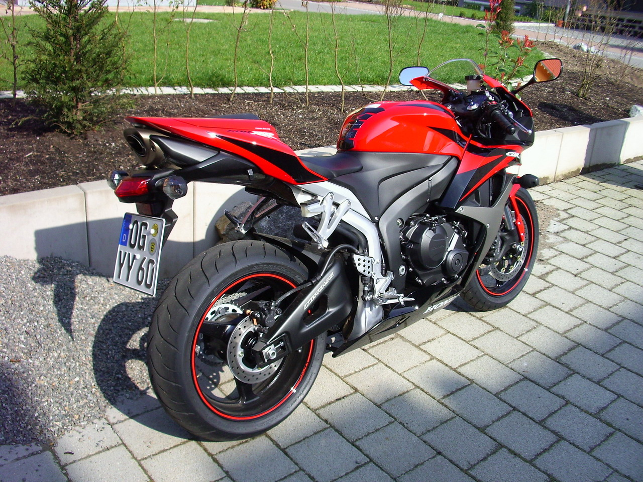 honda cbr 600 rr 15 honda cbr reihe cbr 600 rr pc40 von og yy 220 fahrzeuge 203203158. Black Bedroom Furniture Sets. Home Design Ideas