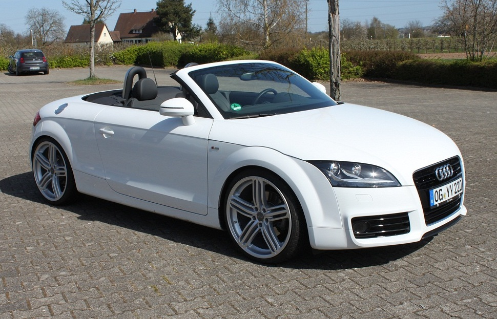 2008 audi tt 20 tfsi coupe review 2007