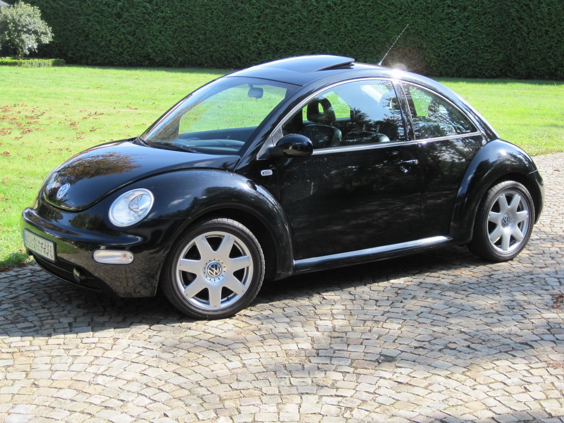 biete vw new beetle 2 0 leder schiebedach 17 daytona biete pkw zubeh r. Black Bedroom Furniture Sets. Home Design Ideas