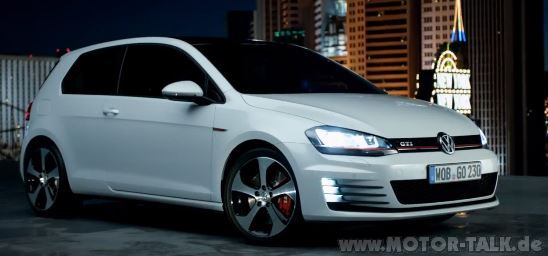 golf gti geneva motor show film led golf 7 gti. Black Bedroom Furniture Sets. Home Design Ideas