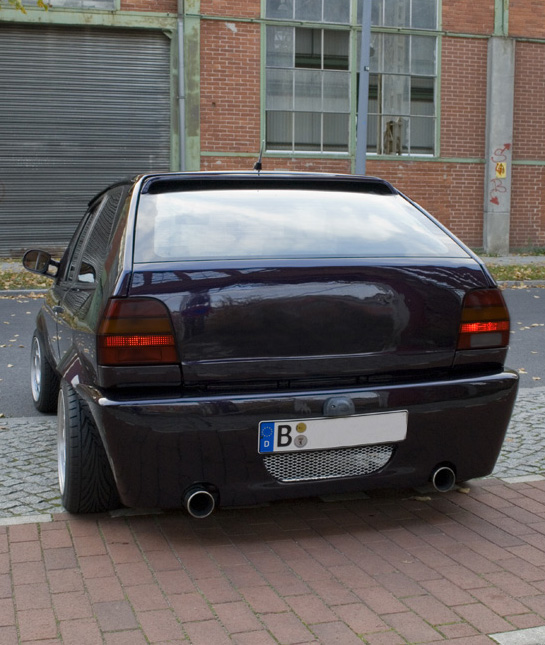bild vw polo 86c - photo #12