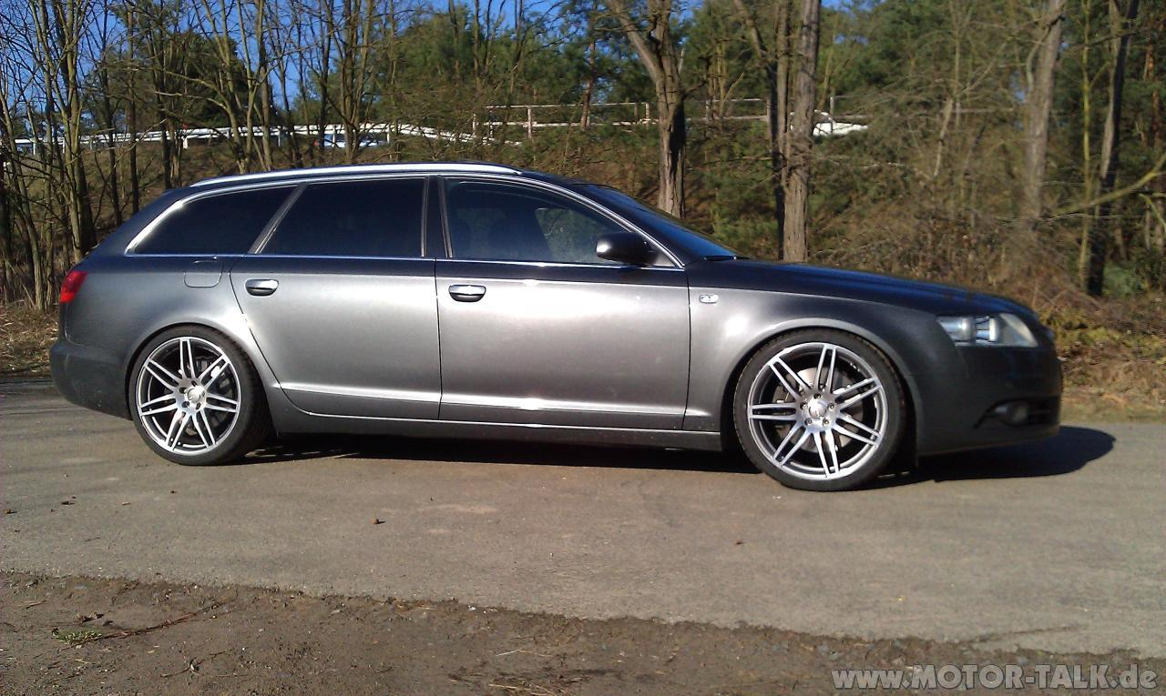 sommer 9x20 zoll 2011 audi a6 4f a6 avant 3 0 tdi. Black Bedroom Furniture Sets. Home Design Ideas