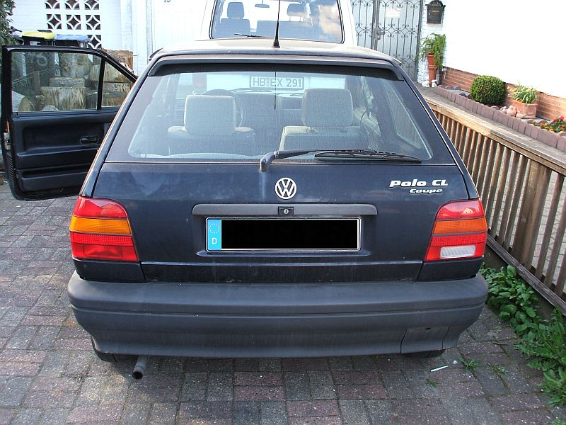 bild vw polo 86c - photo #48