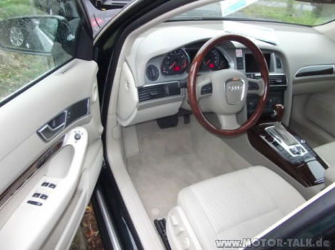 Schickes interieur audi a6 4f for Interieur audi a6