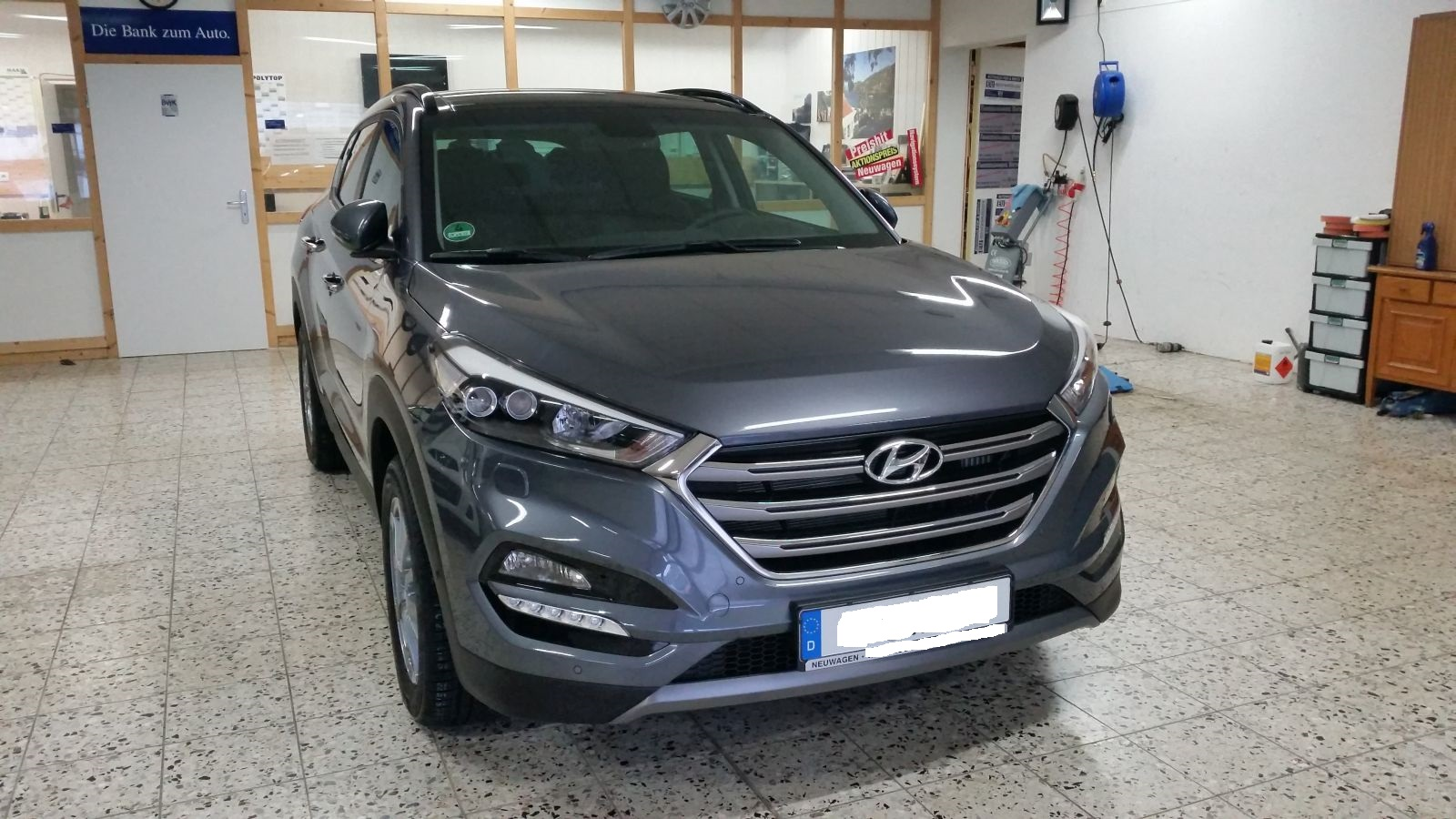 hyundai tucson micron grey farbwahl tucson hyundai ix35 ix55 santa fe tucson terracan. Black Bedroom Furniture Sets. Home Design Ideas