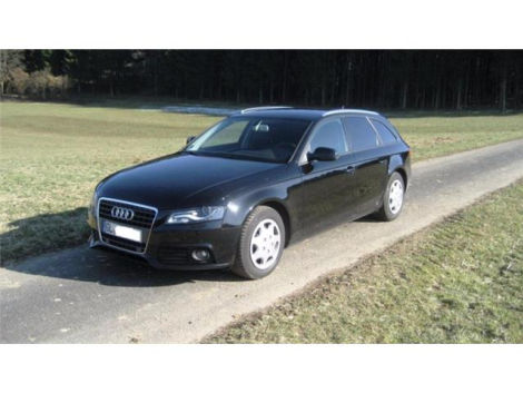 audi a4 avant b8 diesel 170ps bj 2010 129000km biete. Black Bedroom Furniture Sets. Home Design Ideas