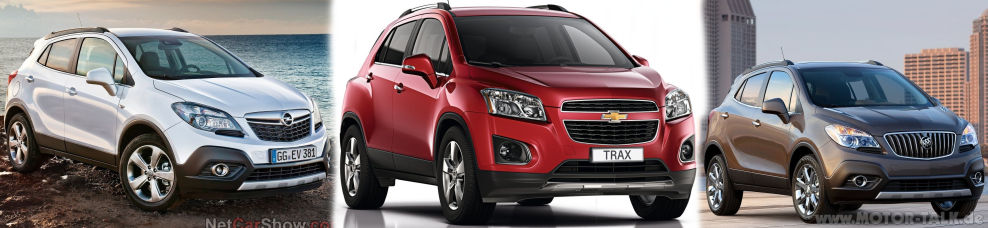 front mokka trax encore chevrolet trax opel mocca. Black Bedroom Furniture Sets. Home Design Ideas