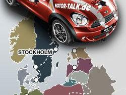 MINI Countryman fahren - fürs MOTOR-TALK Team bei der Madricks-Rallye!