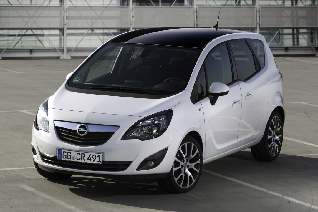 neues sondermodell opel meriva color edition opel news. Black Bedroom Furniture Sets. Home Design Ideas