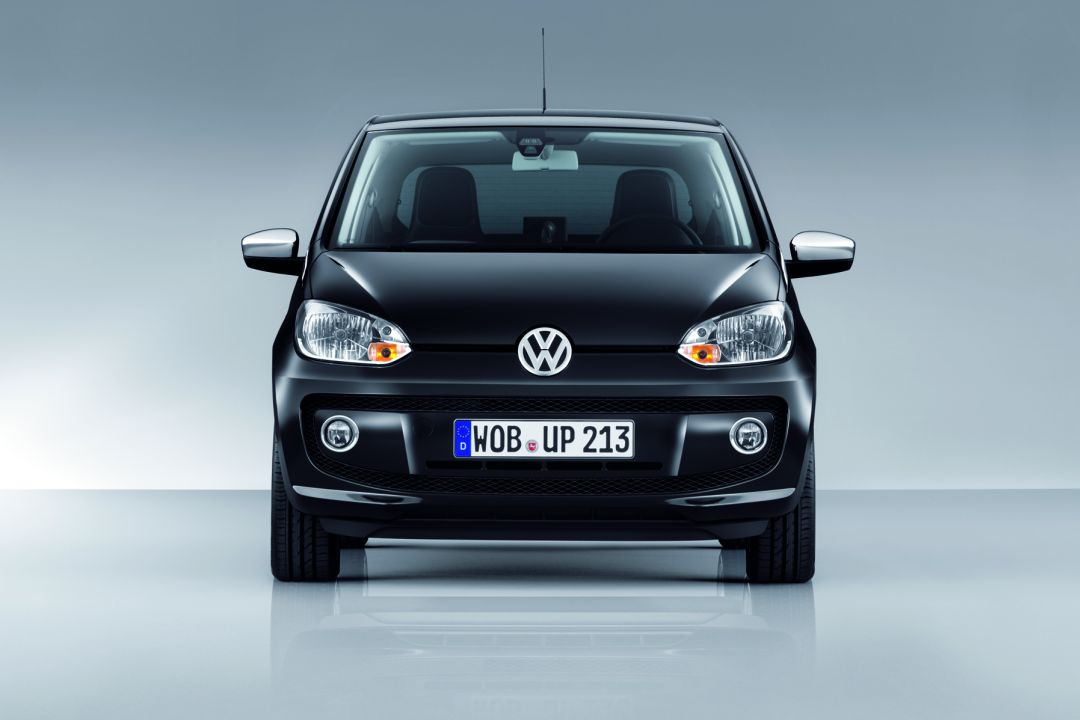 vw up erste offizielle fotos und fakten vw up 1 aa. Black Bedroom Furniture Sets. Home Design Ideas