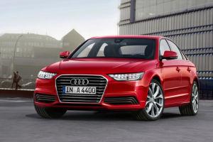 Audi A4 (Foto: AutoBild/Larson)