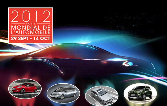 Alle Neuheiten vom Auto Salon in Paris