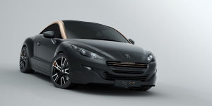 Neues Topmodell: Peugeot RCZ R