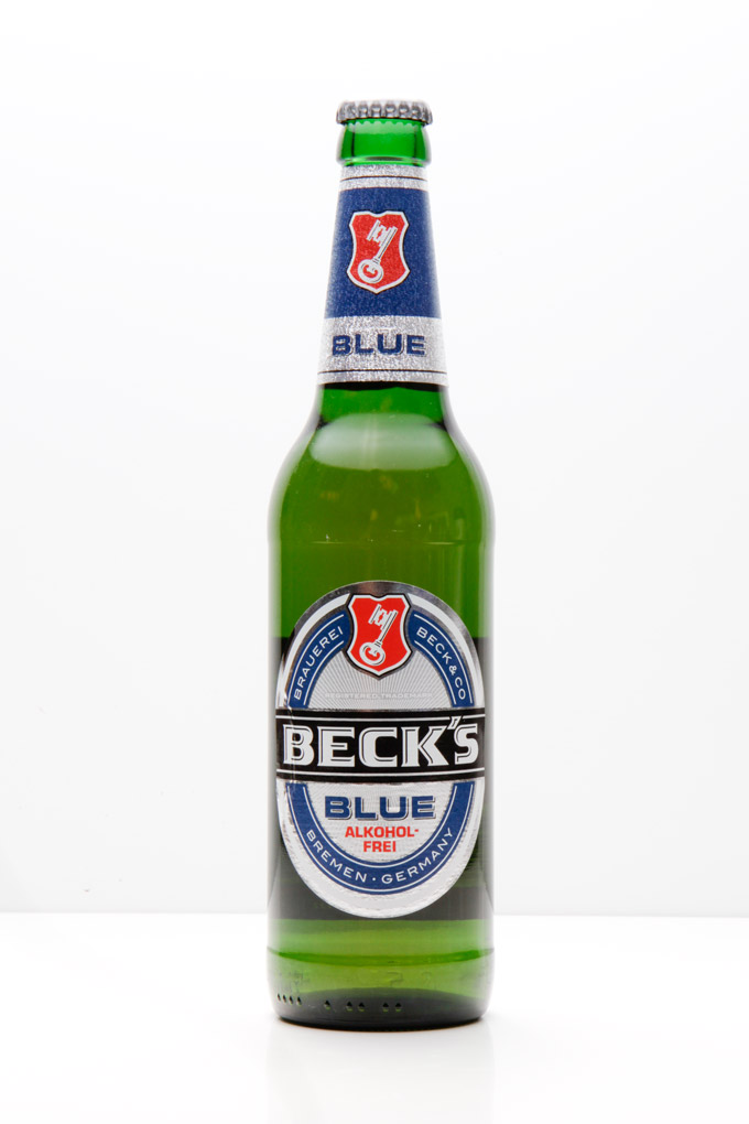 Becks Blue Alkoholfrei