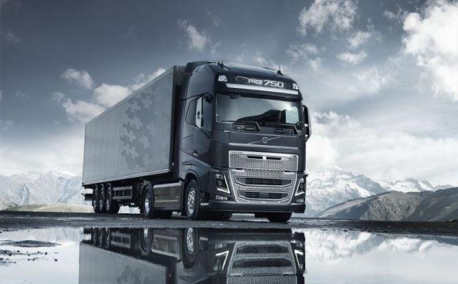 Unter Druck: Volvo Trucks rechnet erst in der zweiten Jahreshälfte wieder mit besseren Gewinnaussichten.