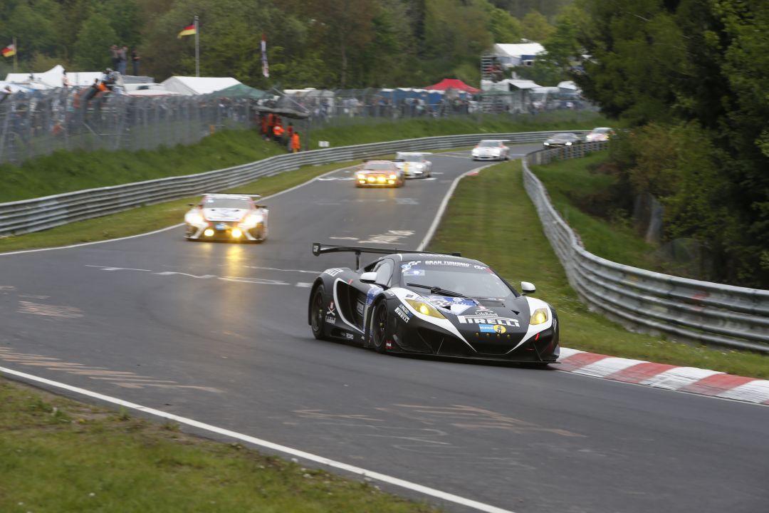 24h am nürburgring: dörr motorsport | toyota