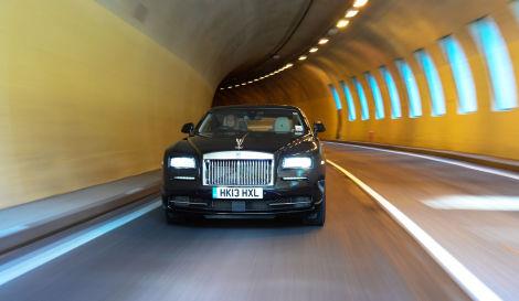 Rolls-Royce Wraith: Fahrbericht - Möchten Ihre Lordschaft heute selbst steuern?